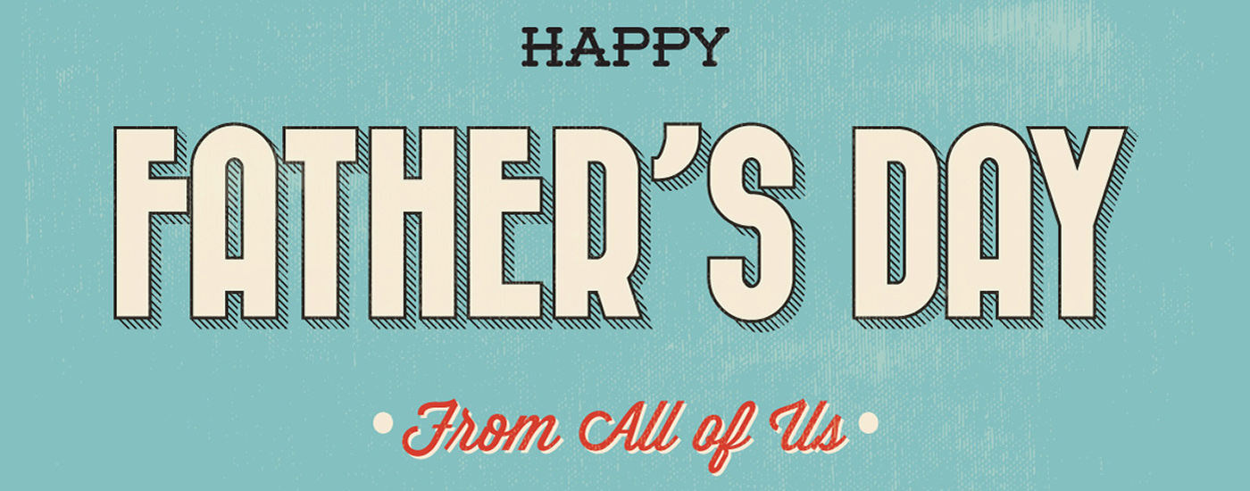 Father's Day Promotion Image